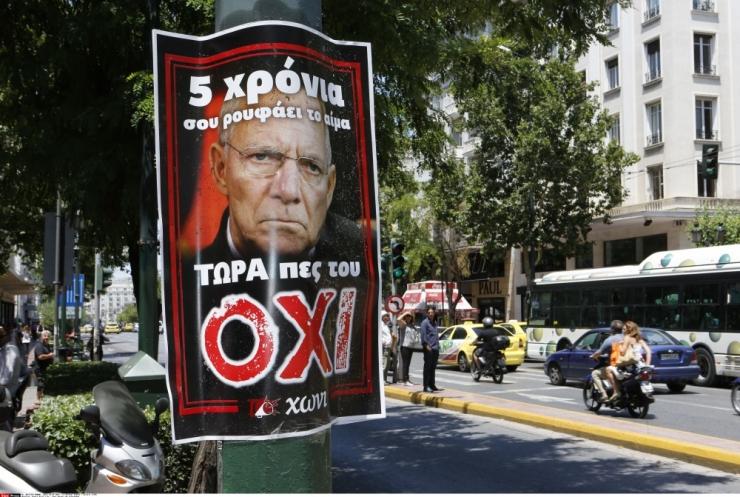 Saksamaa soovib Kreekale alternatiivvaluutat