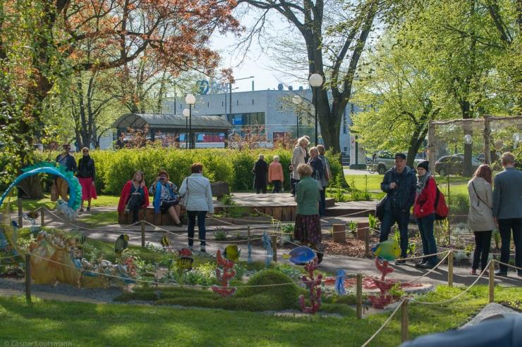 Kalamaja park ja Kadriorg tähistavad sünnipäevi