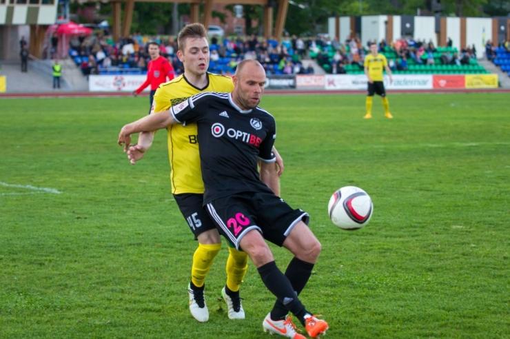 Tallinna vutiklubi läheb edu korral kokku Iisraeli või Šveitsi klubiga