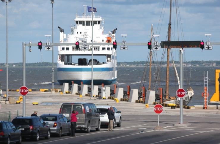 Laevakompanii: Saaremaa järjekordade tekkimine oli üle aastate erandlik
