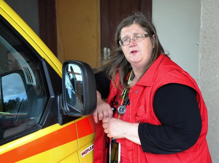 Mare Liiger: kiirabi nutab tööjõupuuduse üle, samal ajal aetakse inimesi minema