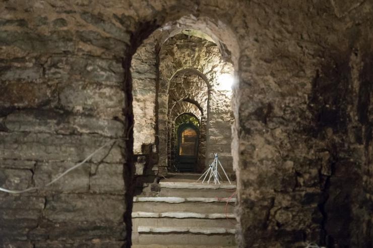 Jalutuskäigud bastionidel ning maa-alustes käikudes