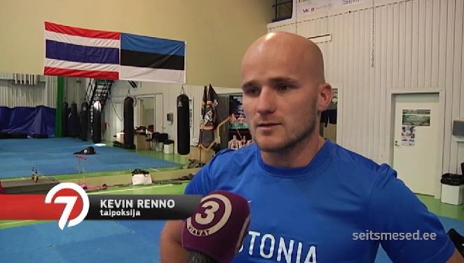 VIDEO! Eesti taipoksijad valmistuvad võistluseks ala kodumaal