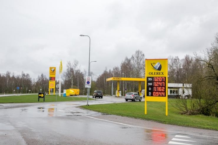 SUURIM KETT: Olerex ostis ära Lukoili
