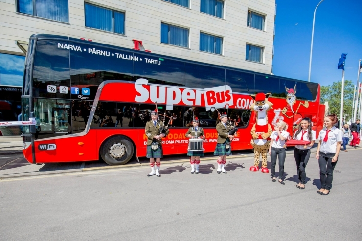 Superbus kahtlustab maanteeameti ja Sebe kokkumängu