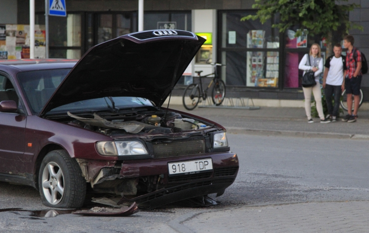 Päevaga hukkus liikluses üks ja sai viga 10 inimest