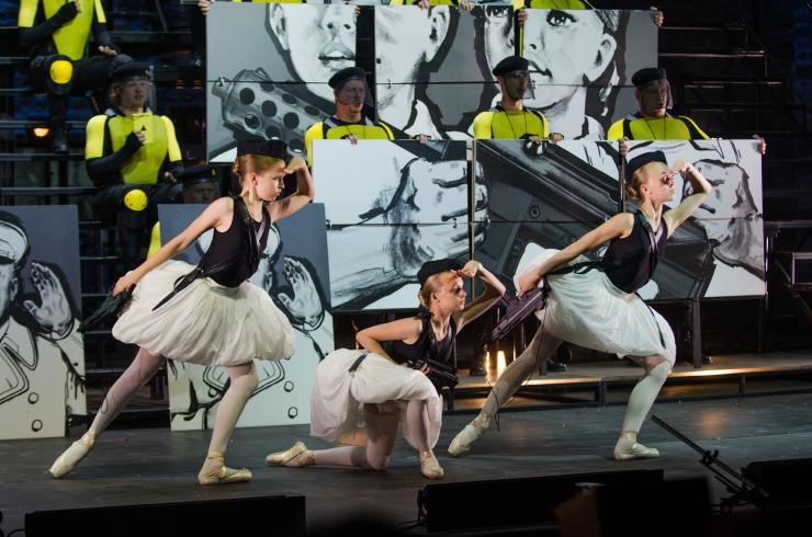 """FOTOD! """"Aida"""" Birgitta laval andis lootust"""