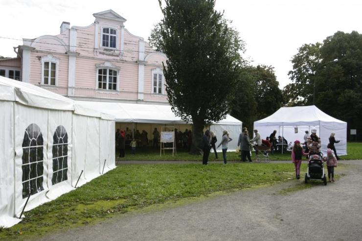 Vilde majamuuseum läbib uuenduskuuri