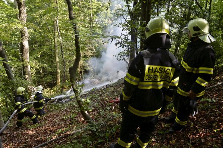 Slovakkias põrkus kaks langevarjuritega lennukit, hukkus 7 inimest