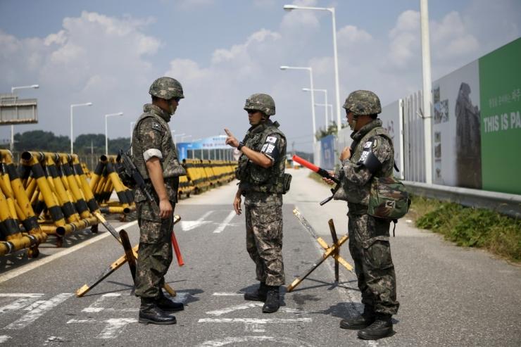 Koread alustavad tipptasemel kõnelusi