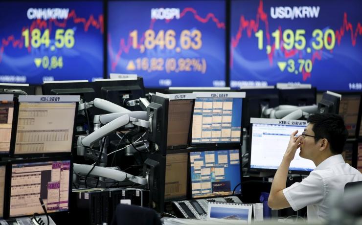 Hiina aktsiaturud jätkasid teisipäeval langust