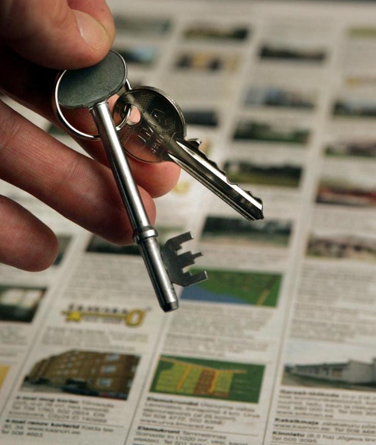 Üürikorterite põuda leevendavad erainvestorid