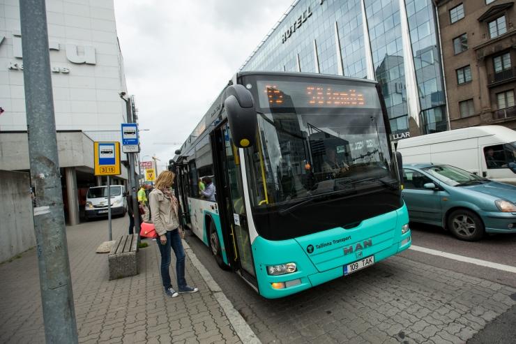 Septembrist muutuvad bussiajad