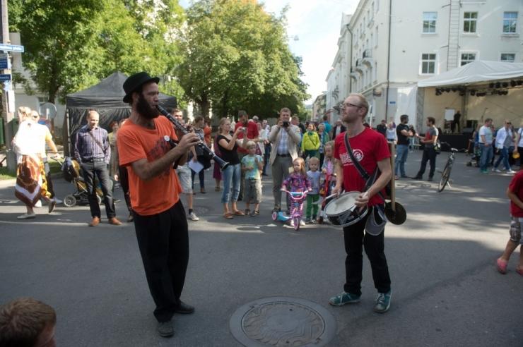 Keskkonnasõbraliku liikumise kuu avatakse koos festivaliga