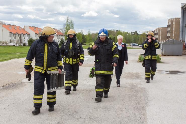Tallinnas toimub X rahvusvaheline kriisireguleerimisalane konverents