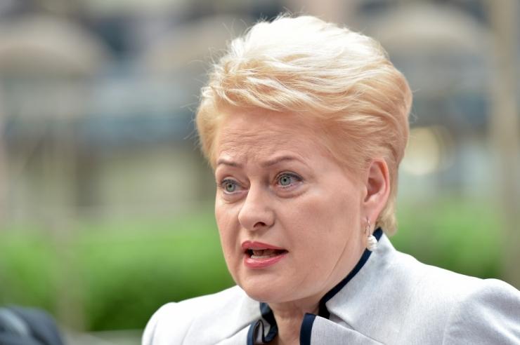 Leedu president nõuab rahanduspopulismi piiramist