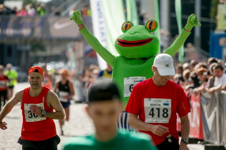 SEB Tallinna Maratoni rajal püütakse mitmeid rekordeid