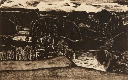 KUMU-s esitletakse raamatut kunstnik Peeter Ulase elust ja loomingust