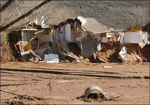 USA Utah' osariigis hukkus äkktulvades vähemalt kaheksa inimest