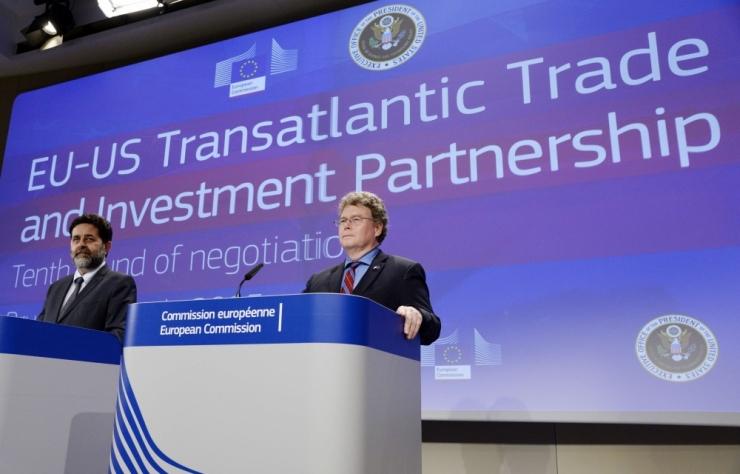 Analüüs: transatlantiline kaubanduslepe võib ohustada inimeste tervist