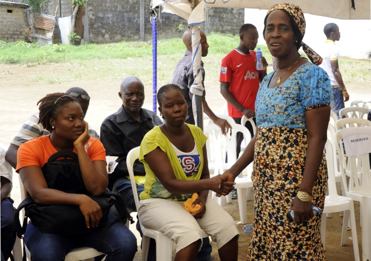 Sierra Leones pandi ebolasurma järel karantiini ligi 700 inimest