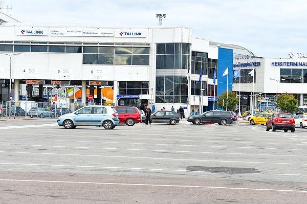Leedulane tabati sadamas Norrast varastatud autoga