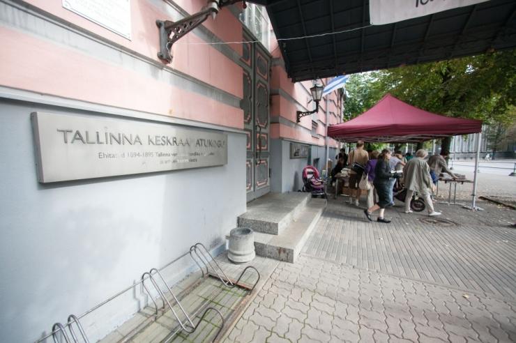 TASUTA! Tallinna Keskraamatukogus algavad Nutineljapäevad