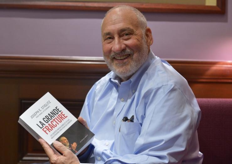Nobelist Stiglitz soomlastele: teie valitsus hävitab riigi tuleviku