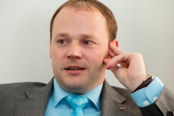 Arto Aas: Eesti omavalitsused võiksid alata vähemalt 5000 inimesest