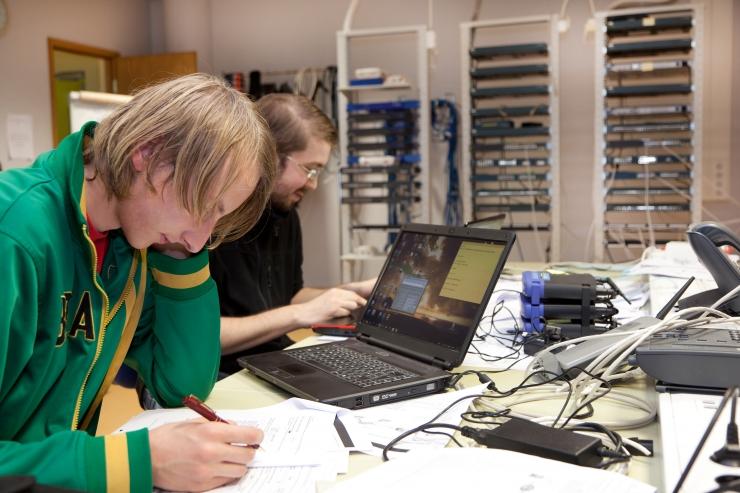 Teadlaste Öö heidab valgust IT-võimalustele hariduses