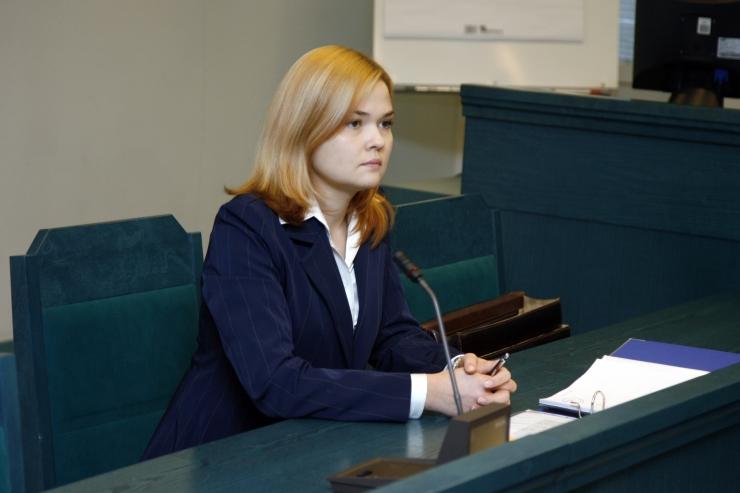 VIDEO! Eksimuse teinud prokurör Laura Vaik ei taha uurimisest taanduda