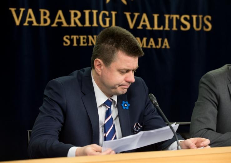 Reinsalu on veendunud Tallinna uue vangla hädavajalikkuses