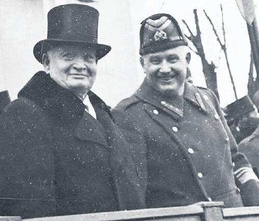 Suurim vihakõneleja enne sõda oli president Konstantin Päts ise