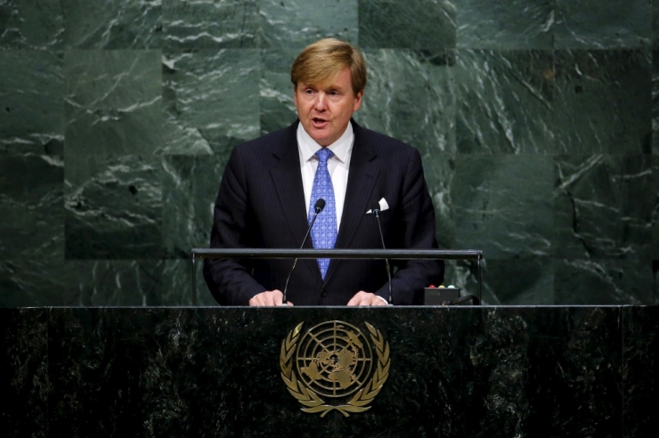 Hollandi kuningas: MH17 katastroofi süüdlased tuuakse kohtu ette