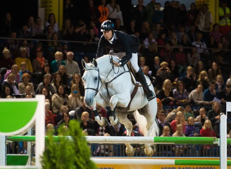 Tallinn International Horse Show eksootilisem külaline on Filipiinidelt