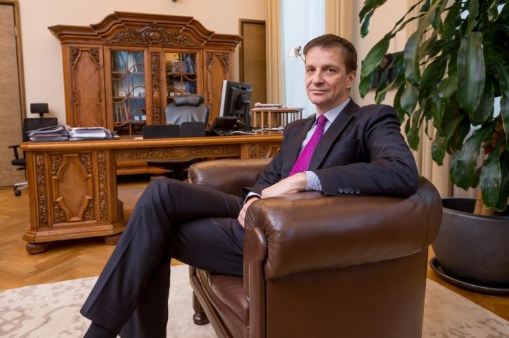 Hansson: pikaajalise majanduskasvu tagavad struktuurireformid