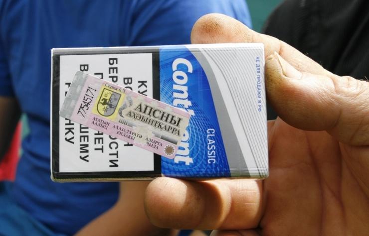Läti piiril peeti kinni 761 000 sigaretiga salakaubavedaja