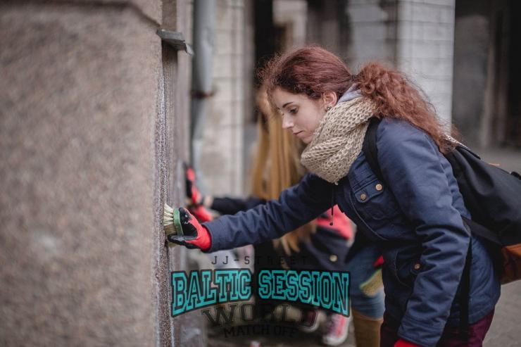 Täna algab Tallinna suurim seintepuhastusaktsioon