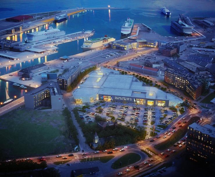 Norde Centrum kasvab kaks korda suuremaks