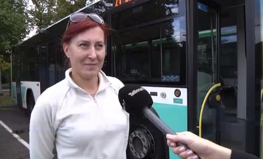 Bussijuht: amet on vastutusrikas, palk väike
