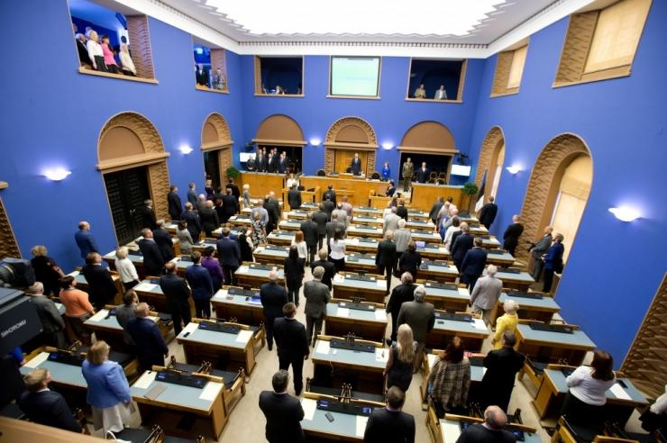 Hüvitiste lisamine kergitaks riigikogu palgad Läti ja Leedu kolleegide omadest veelgi kaugemale ette