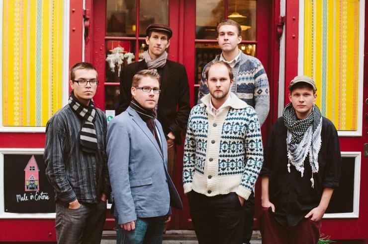 Eesti muusikud tuuritavad Palestiinas