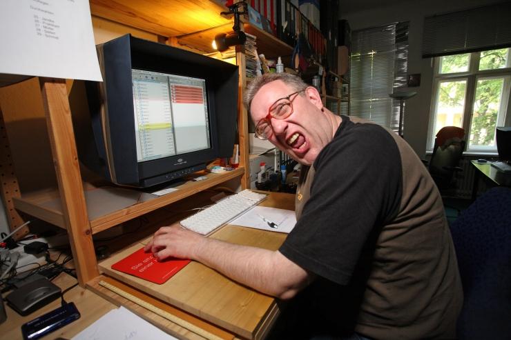Volinik toonitas nägemispuudega inimeste e-riiki pääsemise vajadust