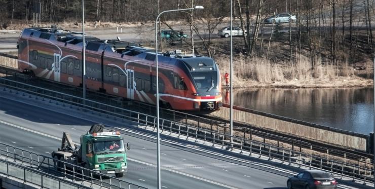 JURIST: Rail Balticu ehitamine läbi kaitseala laseb raudtee projekti põhja