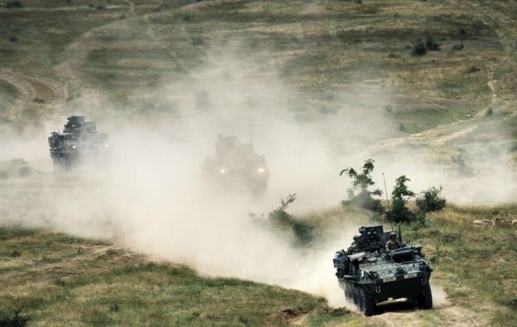 Eestisse jõuavad ka USA liikursuurtükid