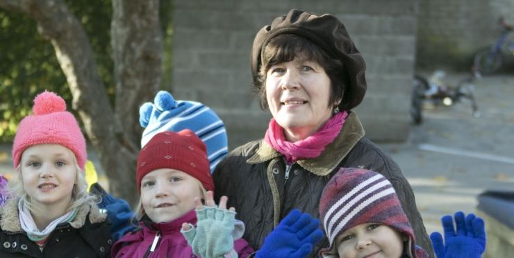 Linn tõstab lasteaiaõpetajate ja noorsootöötajate palka 12,5%
