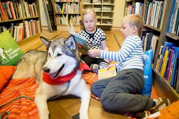 Tallinna Keskraamatukogu teeb lastele e-raamatuklubi üritustesarja