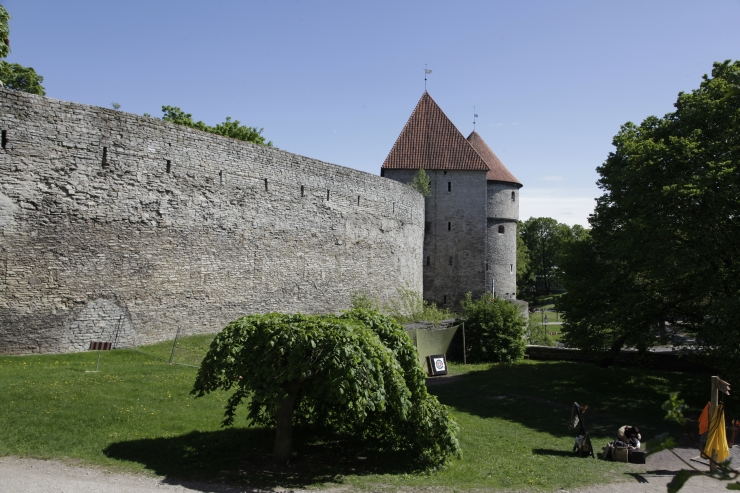 Neitsitornis jätkub loengusari Tallinna ajaloost