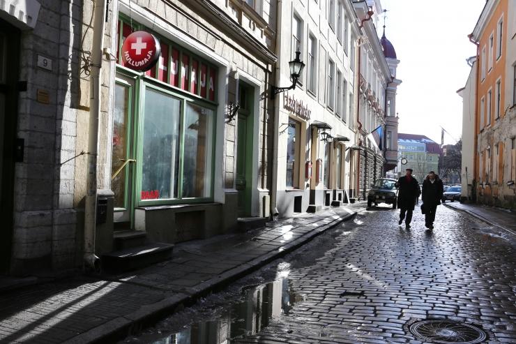 Suur-Karja baarid plaanivad Tallinna linna kohtusse kaevata