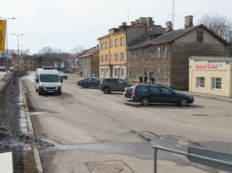 Tallinn tegi ära: Lastekodu tänava 243 000 eurot maksnud kapitaalremont sai valmis